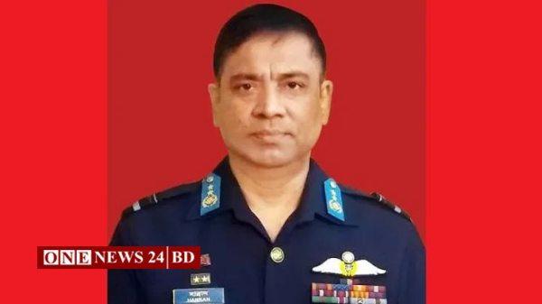 বিমানবাহিনীর নতুন প্রধান এয়ার ভাইস মার্শাল শেখ আব্দুল হান্নান