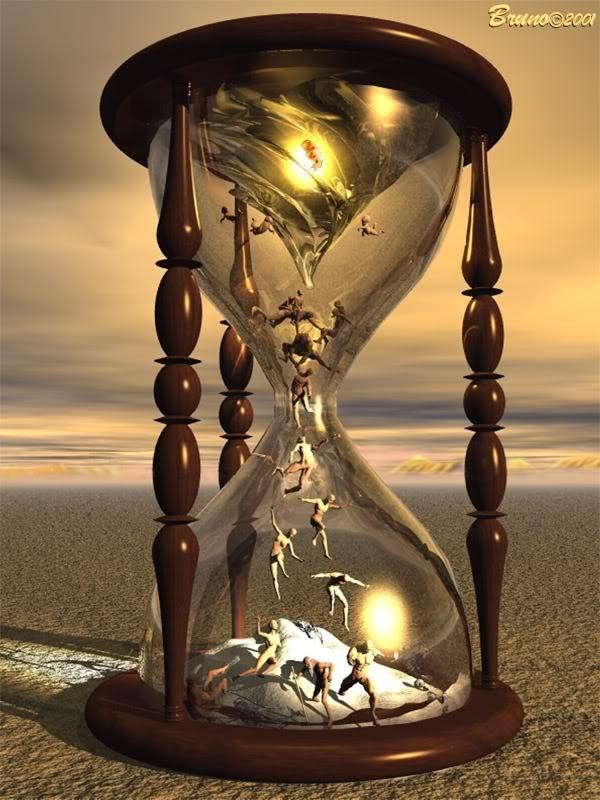 hourglass, onenomadwoman