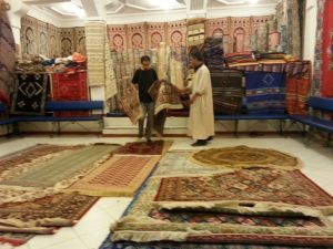 berber rugs, morocco