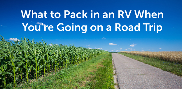 RV essentials, RV checklist, van life, how to prepare to live in a RV