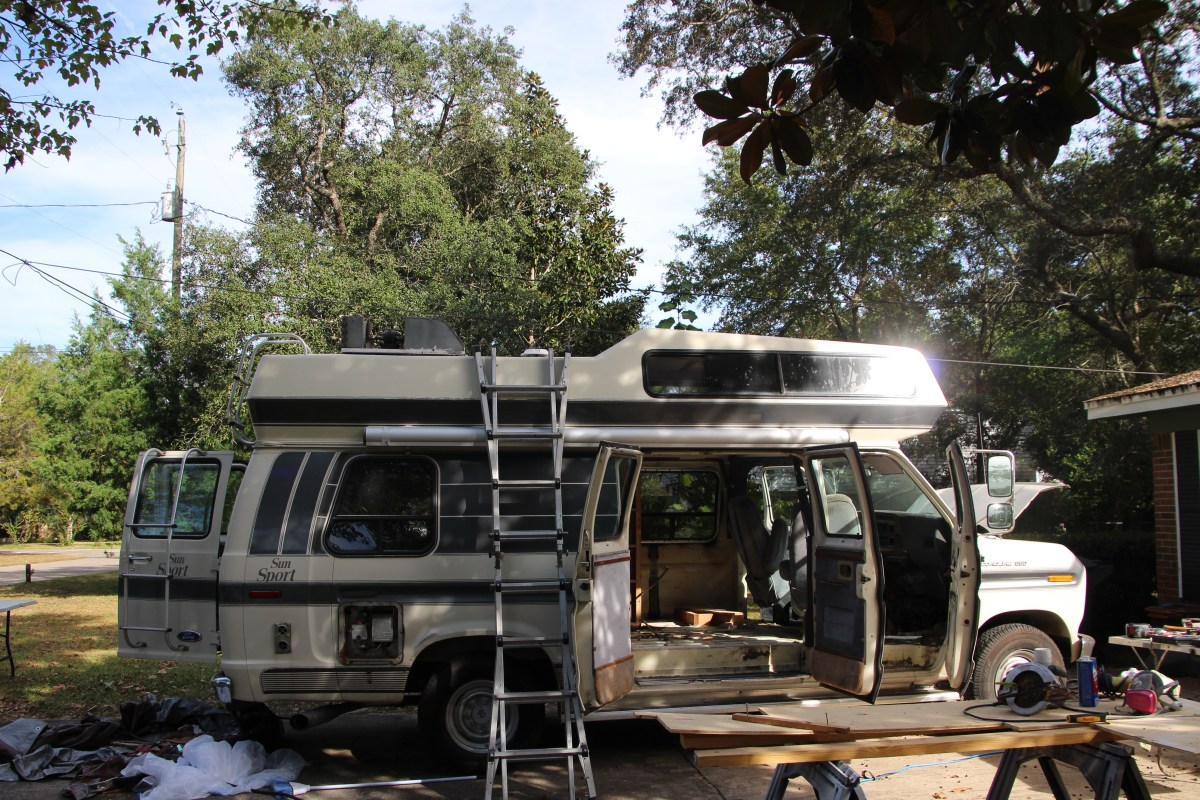 Conversion Van. The Ultimate DIY Guide