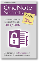 OneNote Secrets E-Book (Kindle) / Taschenbuch