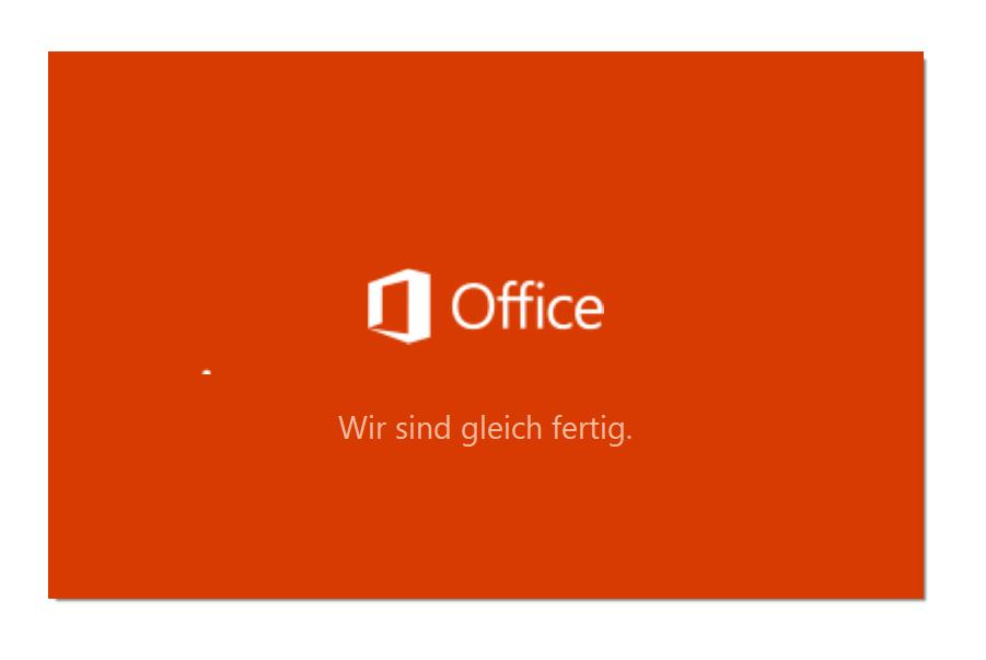 Office - Installation