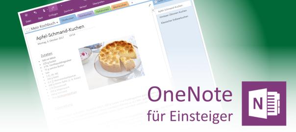 OneNote-Seite per E-Mail senden - Teaser