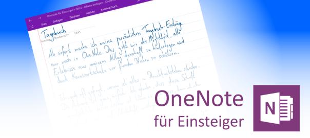 Zeichnen und Handschrift in OneNote