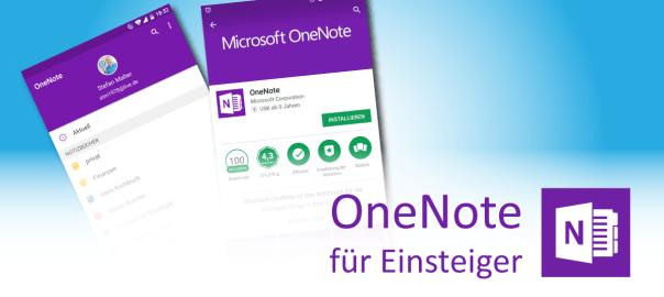 OneNote-App für Android - Teaser