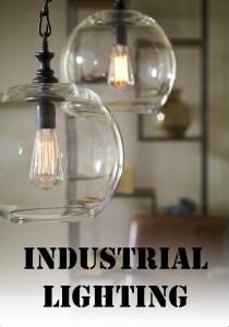 industrial lighting button