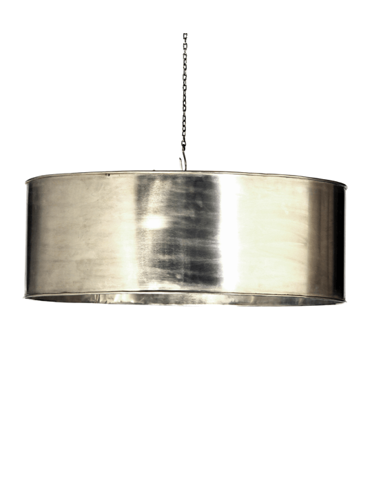 Dovetail Mansel Industrial Hanging Light - One of a Find Furniture & Accents - Michigan