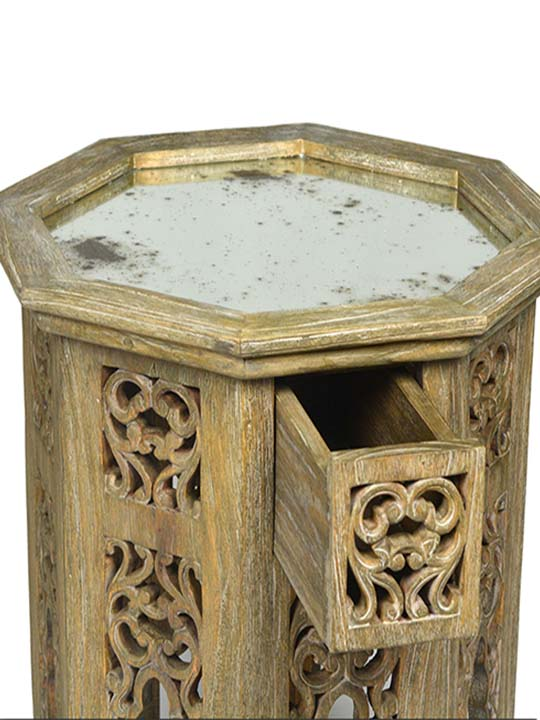 Biot End Table