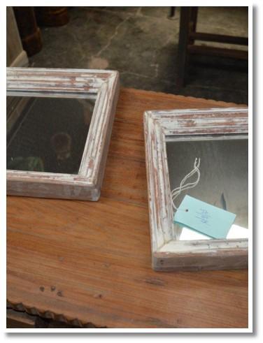 Wood Mirror (034) Image