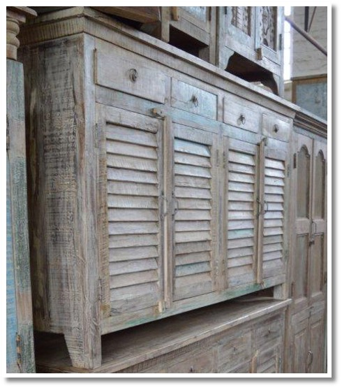 Louvered Chest (003) Image
