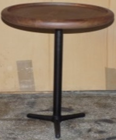 Round Side Table (LAT-69) Image