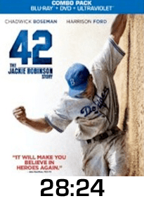 42 Blu-ray Review