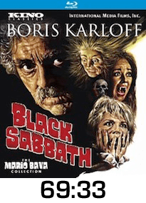 Black Sabbath Blu-ray Review