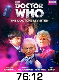 Dr Who DVD Review