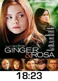 Ginger and Rosa DVD Review