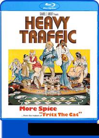 Heavy Traffic Blu-ray Review