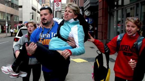 Joe Andruzzi Boston Marathon Sports Movie News