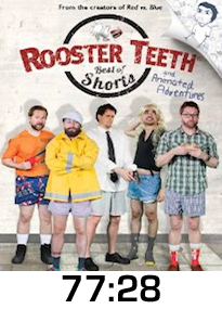 Rooster Teeth Blu-ray Review