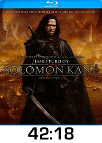 Solomon Kane Blu-ray Review