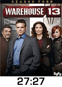 Warehouse 13 w time