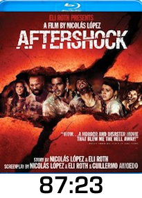 Aftershock Blu-ray Review