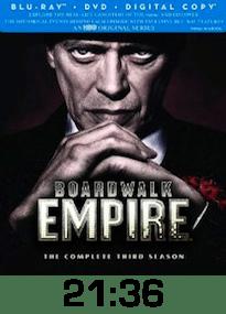 Boardwalk Empire Season 3 Blu-ray Review