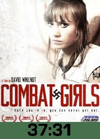 Combat Girls DVD review