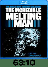 Incredible Melting Man Blu-ray review