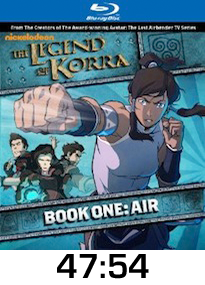 Legend of Korra Book 1 Blu-ray review