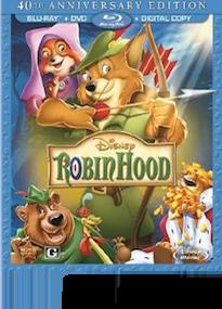 Robin Hood Blu-ray review