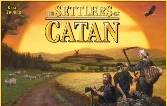 Settlers of Catan Blog