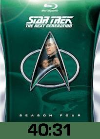 Star Trek S4 Blu-ray review