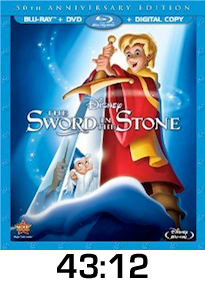 Sword in the Stone Blu-ray Review