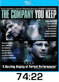 The Company You Keep Blu-ray Review