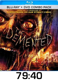 The Demented Blu-ray review