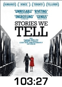 Stories We Tell DVD Review