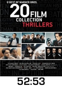 WB Thrillers DVD Review
