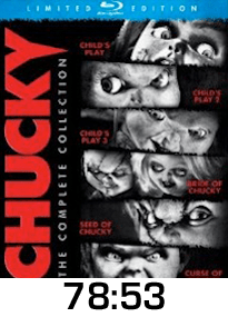 Chucky Complete Collection Blu-ray Review