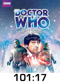 Dr Who Ice Warriors DVD Review