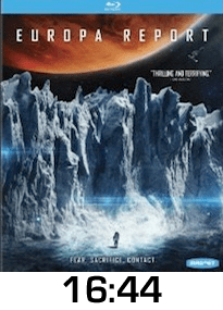 Europa Report Blu-ray Review