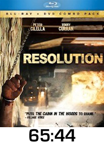 Resolution Blu-ray Review