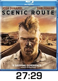 Scenic Route Blu-ray Review