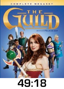 The Guild Complete Set w time