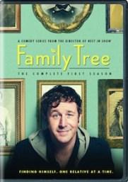 Family Tree Season 1 Blu-ray Review