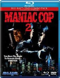 Maniac Cop 2 Blu-ray Review