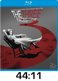 Three Faces of Eve Blu-ray Review