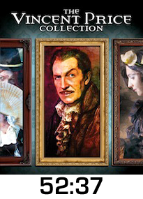 Vincent Price collection Blu-ray Review