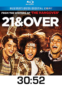 21 and Over w time
