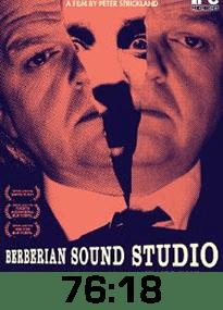 Berberian Sound Studio w time